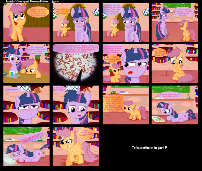 Scootaquest Part 4