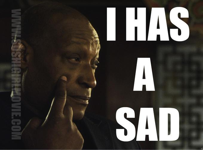 Tony Todd Has a Sad