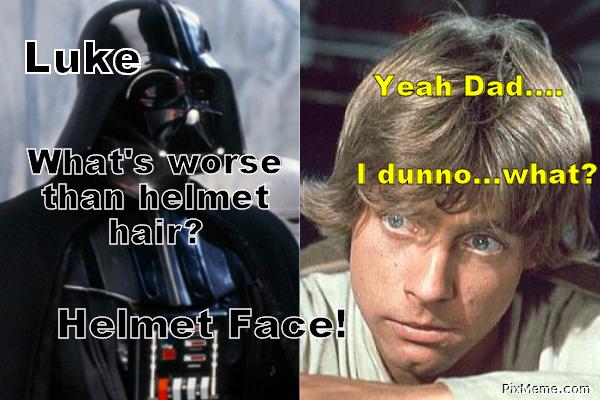Helmet Face