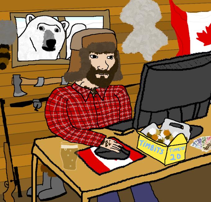 That Canadian Feel