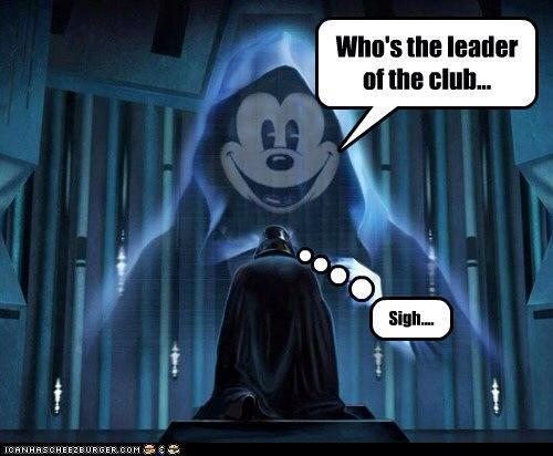 Who's the Leader of the Club...