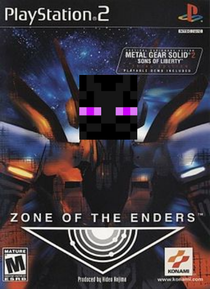 ZONE OF THE ENDERMEN
