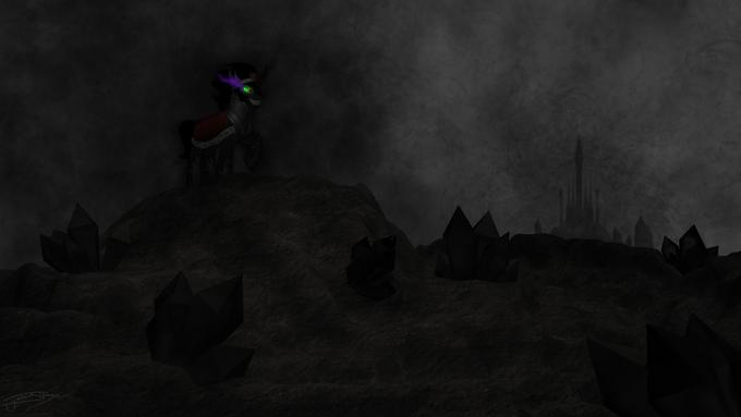 Enshrouding Darkness