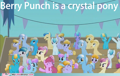 Pony Tourism to the Lost Crystal Empire
