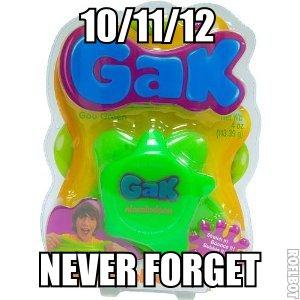 10/11/12 NEVER FORGET