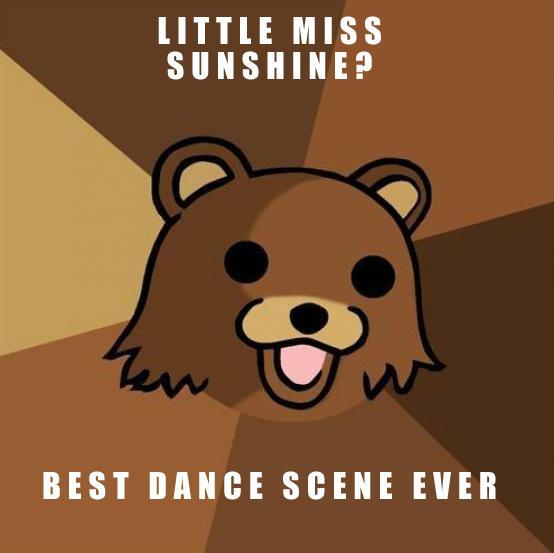 Favourite Movie dance scene
