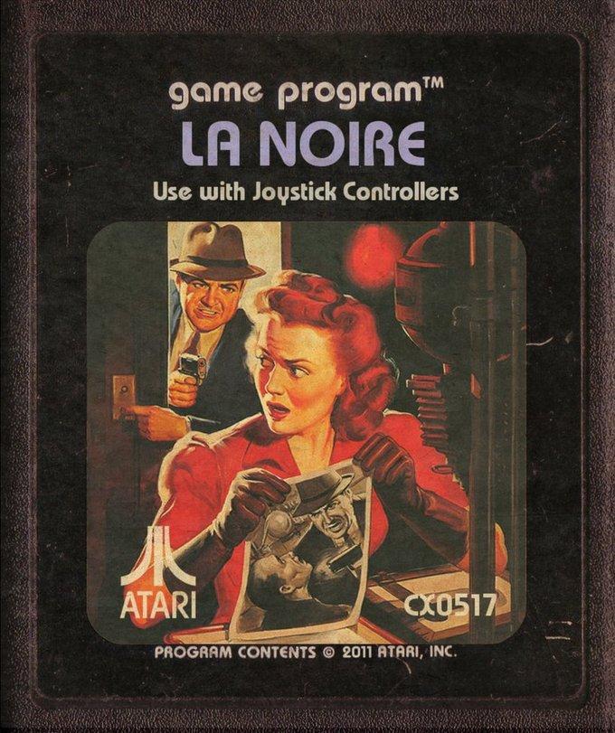 Atari Noire