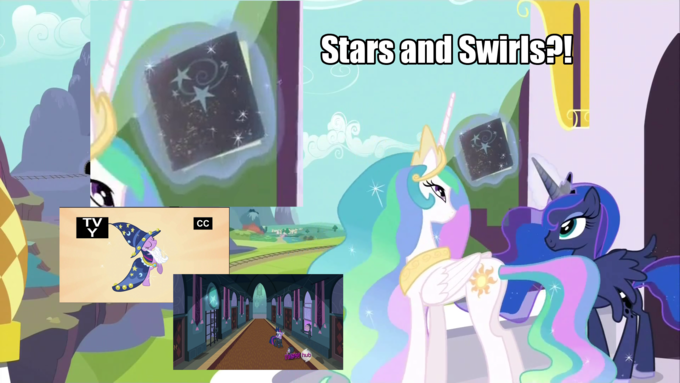 Star Swirled the Twilight??
