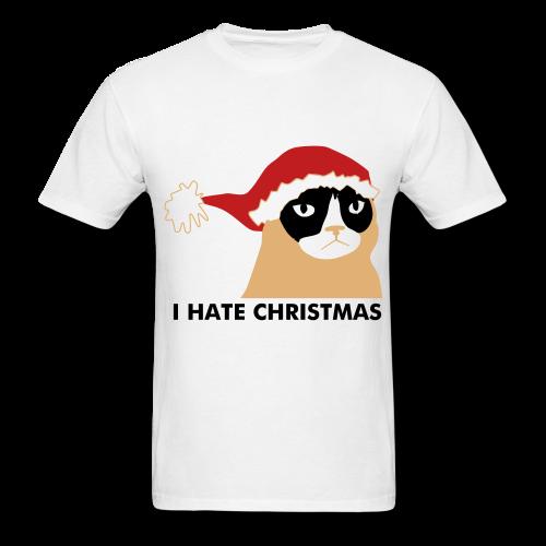 Grumpy hates christmas