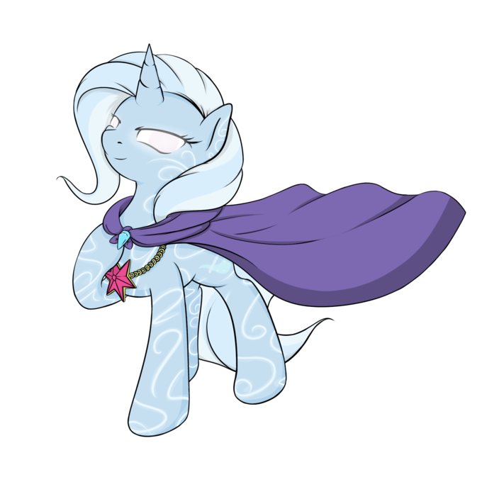 Enchanted Trixie