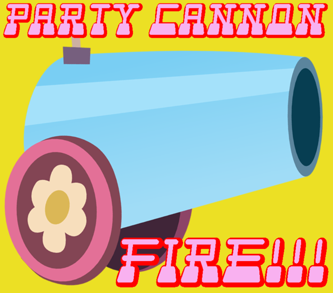 Party Cannon FIRE!