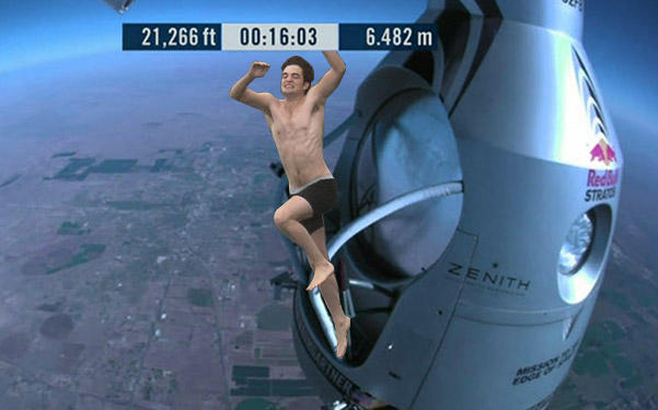 Rob's Space Jump
