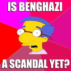 Milhouse Benghazi