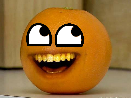 hilariously annoying orange