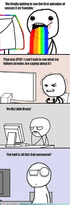 Felt the Same Way... YouTube Uploads Didn't Have Gak