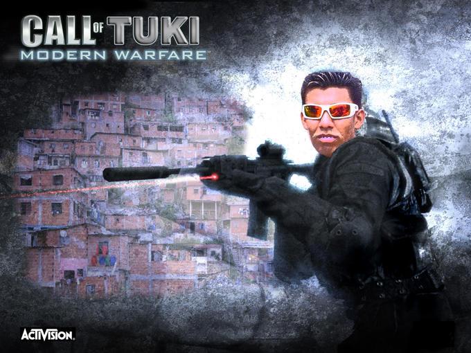 Call of tuki
