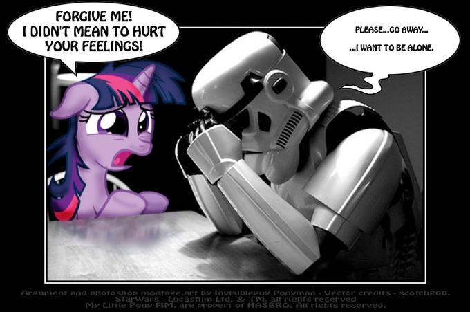 Clone feelings.