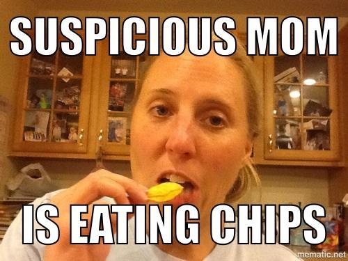 Suspicious Mom III