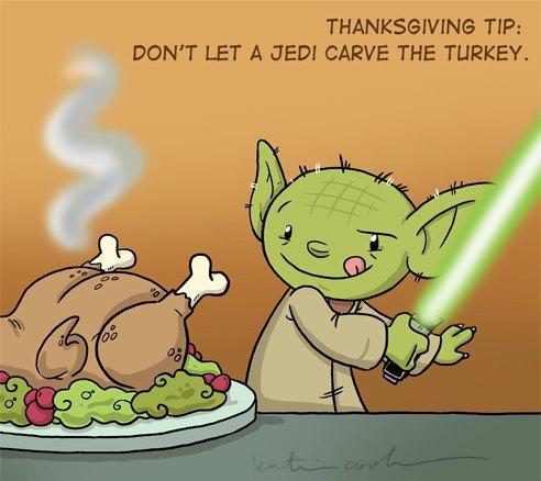 Thanksgiving Tip