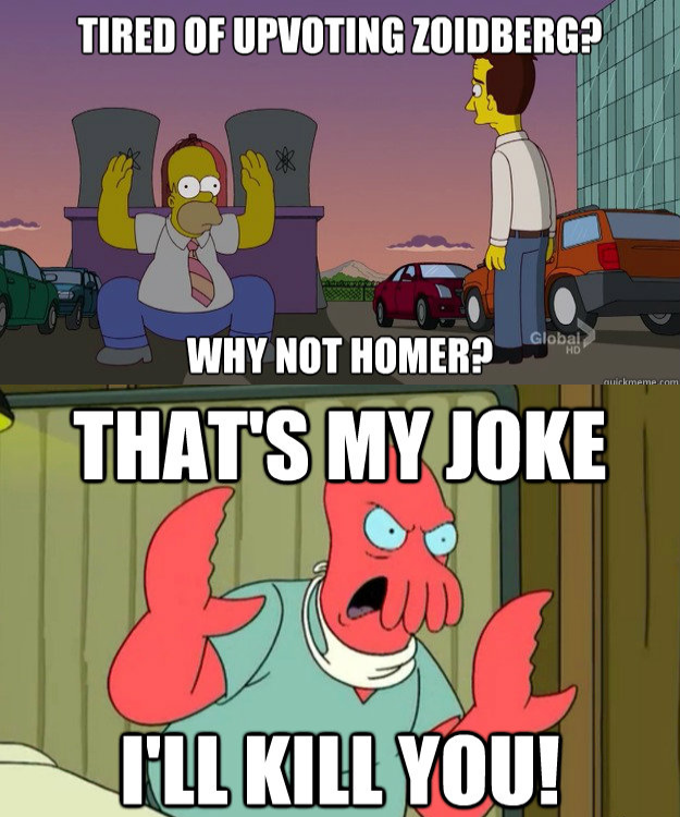 Why not Homer?