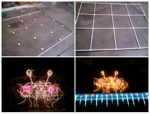 Birth of the Electric Flying Spaghetti Monster