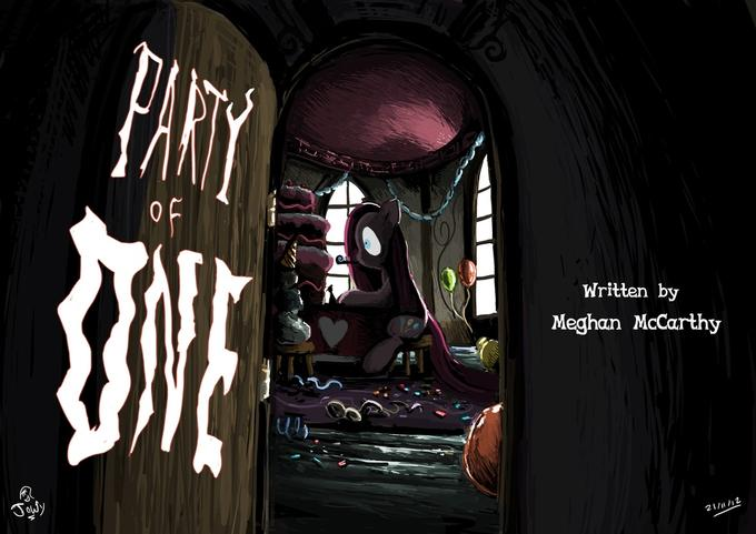 Party of one title card