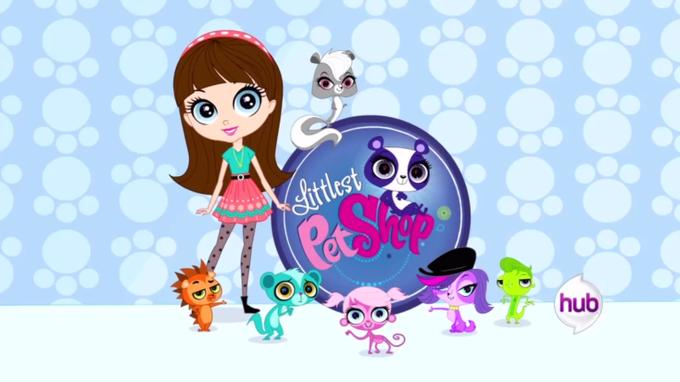 Littlest Pet Shop title screen