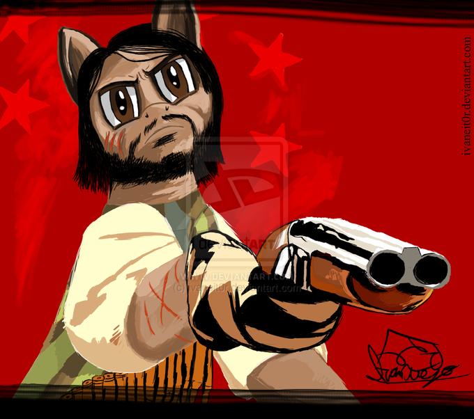 Red Colt Redemption