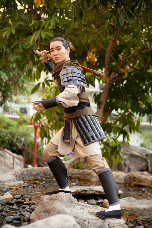 Ping - Mulan