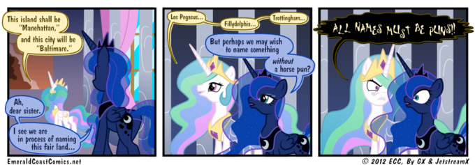 Admittedly, Cloudsdale Is Pretty Clever