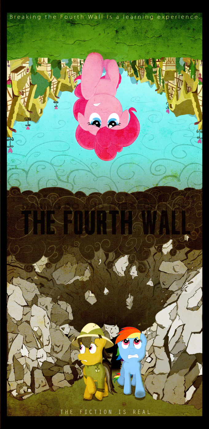 The secret of the Fourth Wall