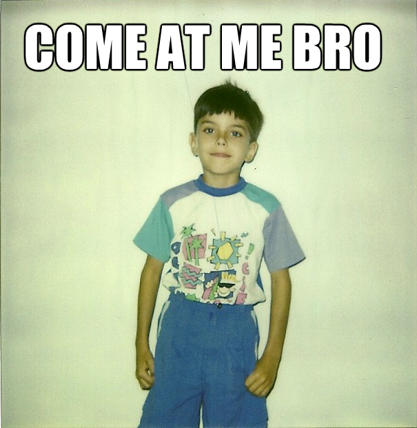 COME AT BE BRO 1991 Edition