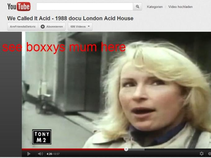 Boxxy s Mother