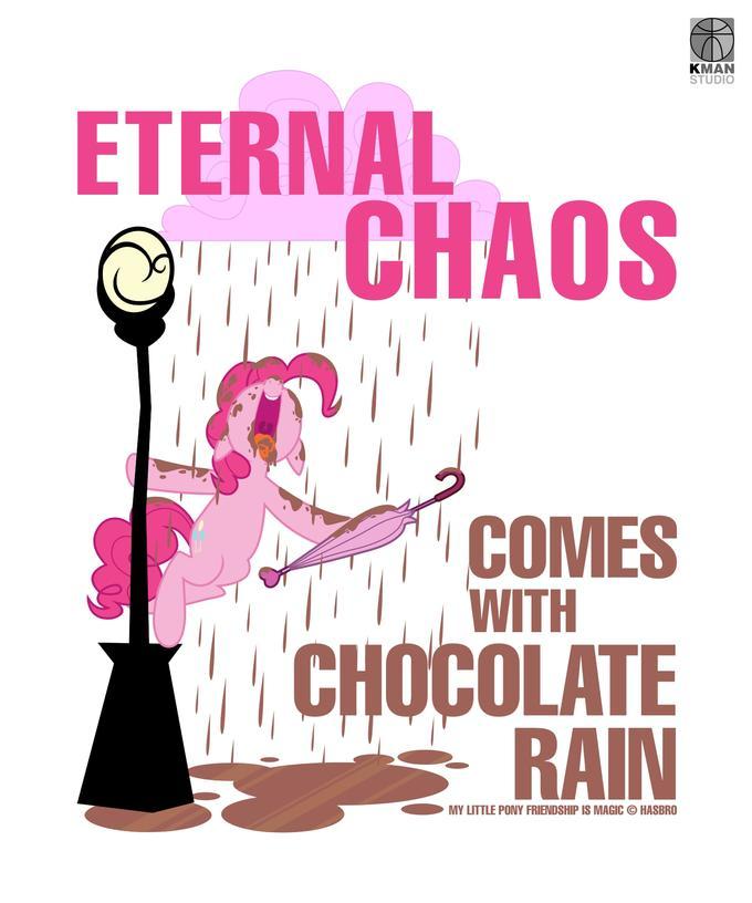 Singing in the Chocolate Rain
