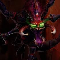 Cho'gath, the terror of the void