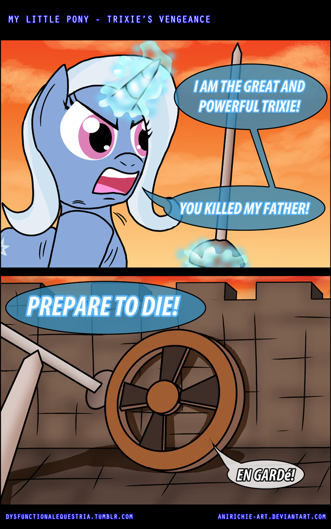 Trixie's Vengeance
