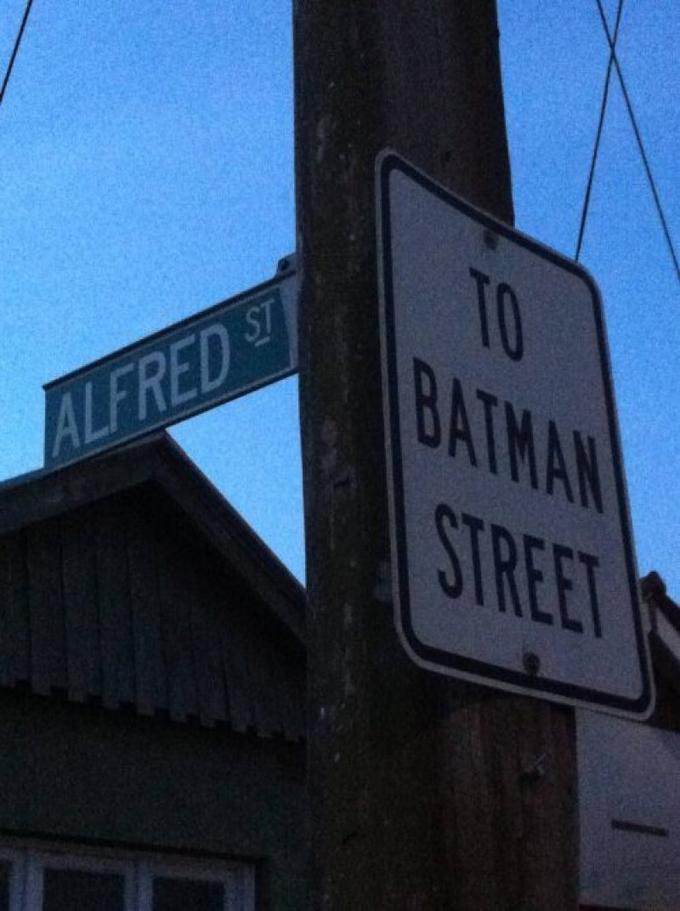 Batman Street