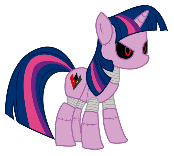 Mecha Twilight Sparkle
