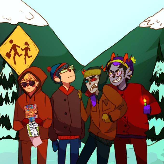 South Park - Homestuck Edition