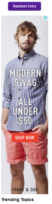 Swag ad on KYM