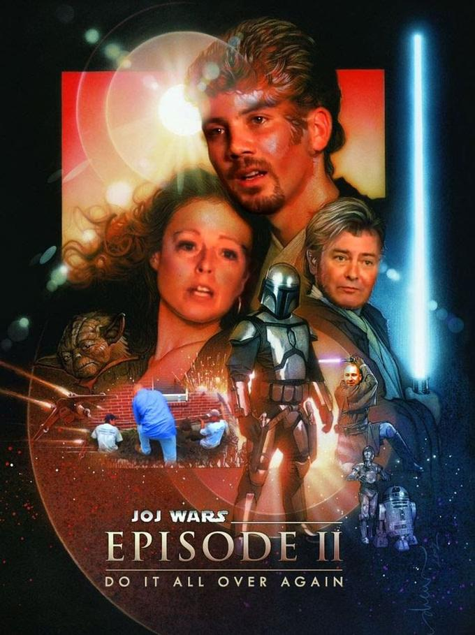 JOJ WARS Episode 2: Do It All Over Again