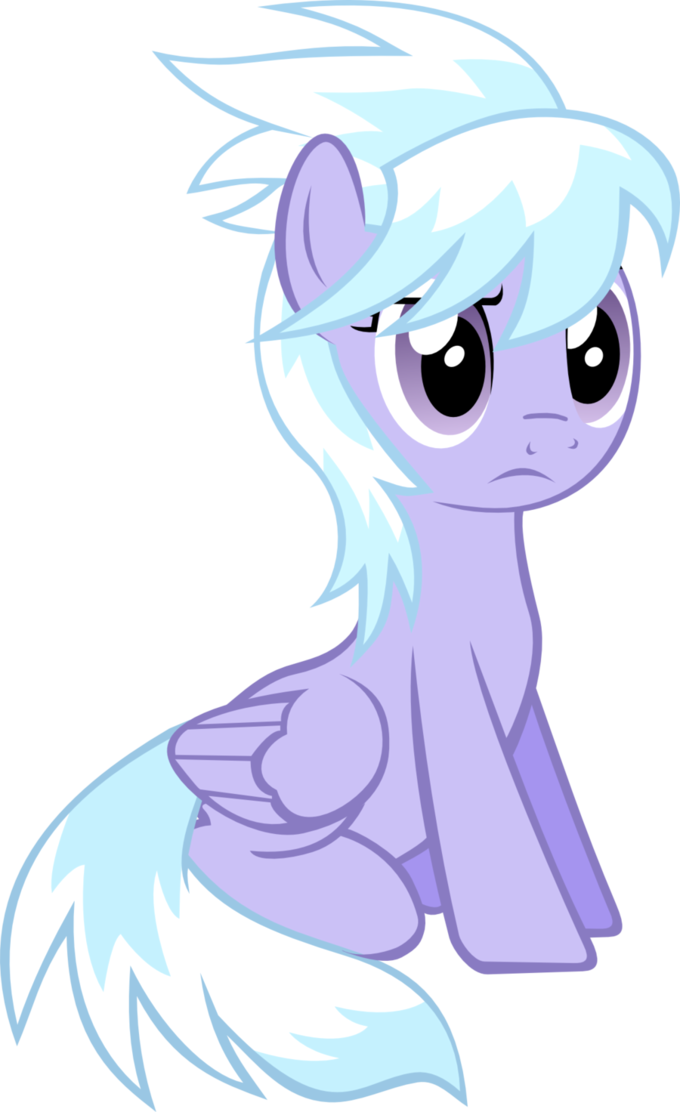 Cloudchaser is a bit miffed.