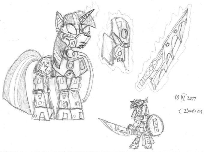 Twilight Sparkle, Pony of Ice