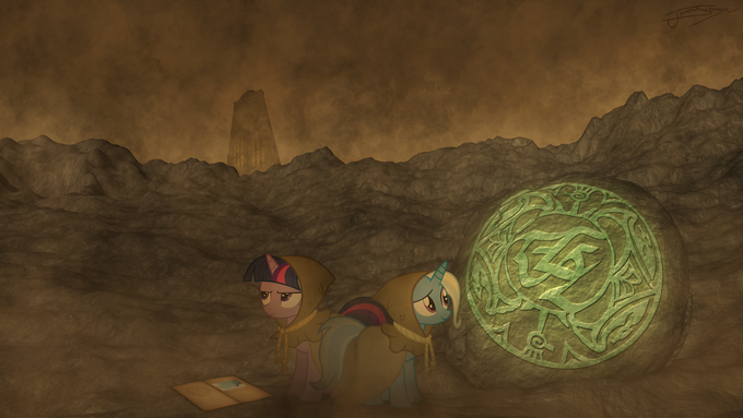 Journey Into D'ni (MLP + MYST)