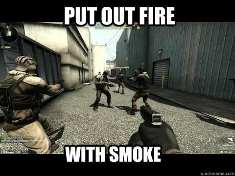 You can now do this in CS:GO