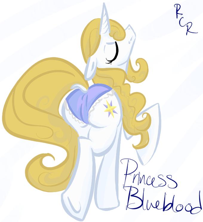 Princess Blueblood