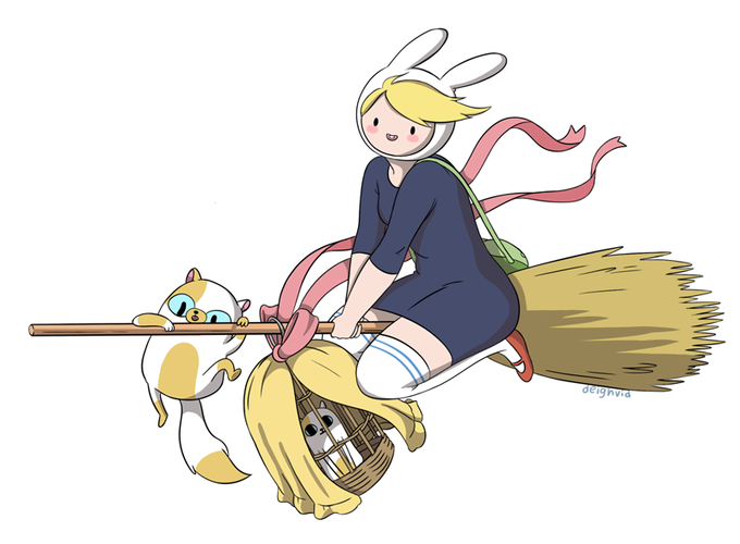 Fionna's Delivery Service