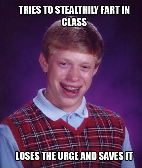 Normal Luck Brian