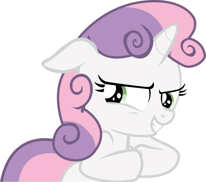 Mischievous Sweetie Belle