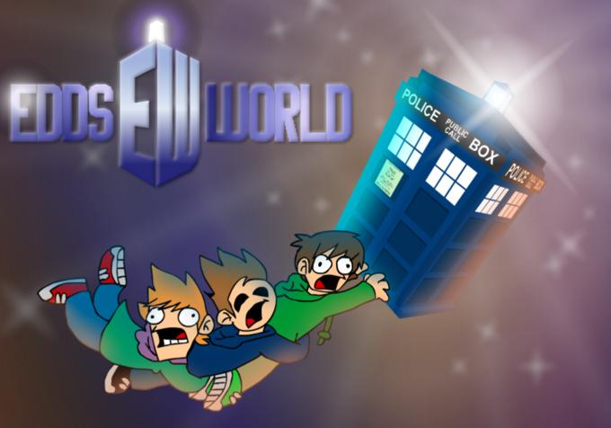 Eddsworld IN SPACEEE!!